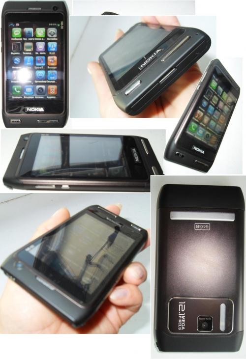 О прошивке китайского Nokia N8