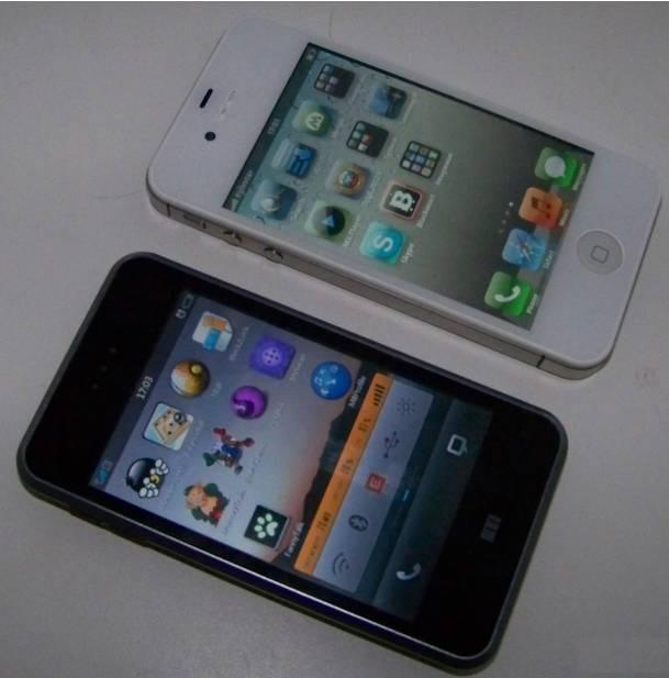 Сравнение с Meizu M8