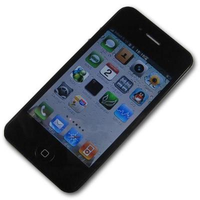 Копия iPhone 4 GS c емкостным сенсором
