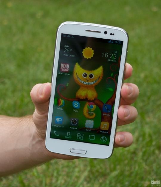 Обзор смартфона Zopo ZP900 Leader. Компания ZOPO выделяется из ряда других